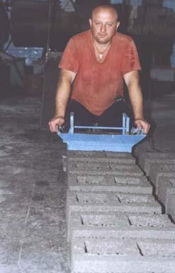 Станки для производства шлакоблоков в России по цене